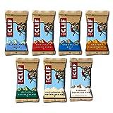 CLIF Bar Variety Probier- Paket 7er (7 x 68g) Energieriegel / Der Energieriegel für Sportler / Leckere Energieriegel aus natürlichen Zutaten
