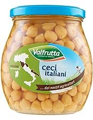 Valfrutta Ceci Italiani senza Glutine - 570 gr