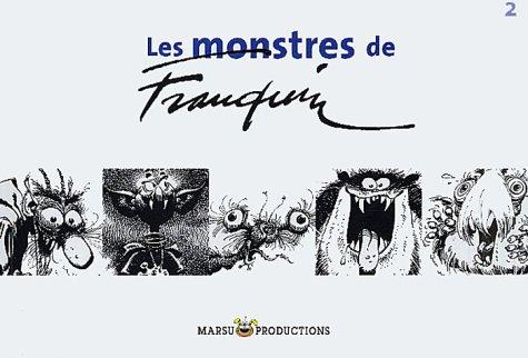 Les Monstres de Franquin, tome 2