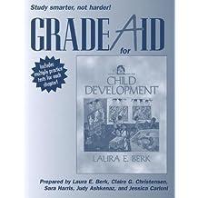 Grade Aid Workbook for Child Development by Laura E. Berk (2008-09-12)