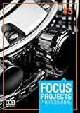 Franzis Verlag FOCUS projects 3 professional -