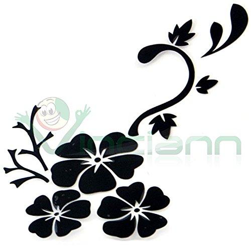 adesivo-sticker-fiori-foglie-decalcomania-auto-moto-camion-car-tuning-fiore-nero