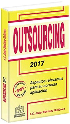 OUTSOURCING 2017 de [Martínez Gutiérrez , L.C. Javier ]