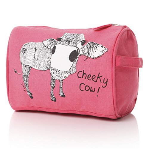 casey-rogers-wash-bag-cheeky-cow-pink