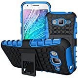 Galaxy J2 Cover, SAMSUNG GALAXY J2 Cover Stylish Heavy Duty Hard Back Armor Shock Proof Case Cover with Back Stand Feature by Accessories Collection