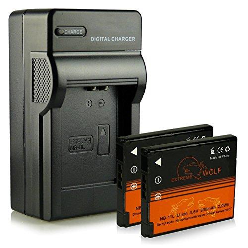 caricatore-2x-extremewolf-batteria-nb-11l-per-canon-digital-ixus-275-hs-canon-ixus-125-hs-127-hs-135