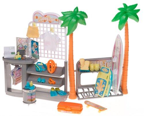 Barbie B5894 - California Girl Surf Shop