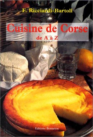 Cuisine de Corse de A  Z