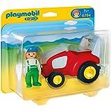 Playmobil 6794 1.2.3 Farm Tractor