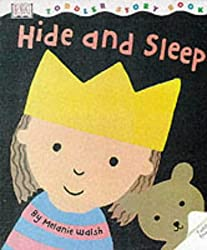 Hide and Sleep (Toddler Story Books)