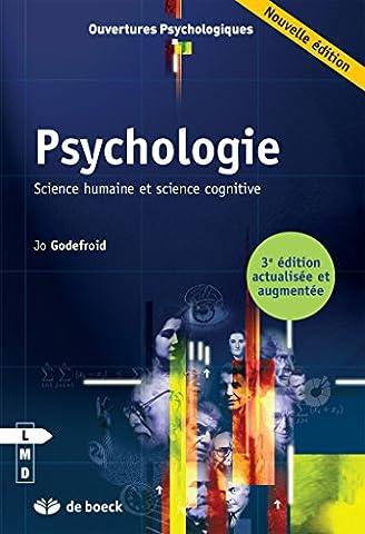 Psychologie science humaine et science