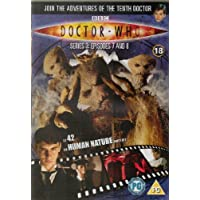 Doctor Who Dvd Files #18 - Series 3 Episodes 7 & 8 - 42 & Human Nature Part 1 of 2 - DVD ONLY