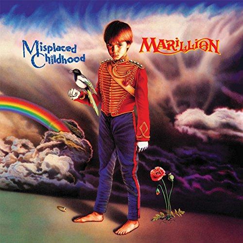 Marillion: Misplaced Childhood (2017 Remaster) (Audio CD)