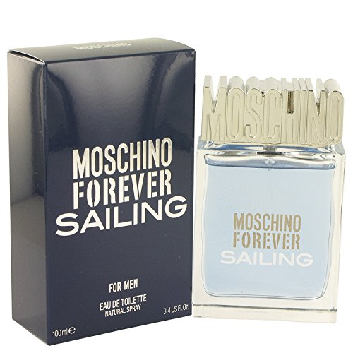 Moschino Forever Sailing By Moschino Eau De Toilette Spray 1 oz 30 ml