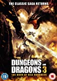 Dungeons & Dragons 3 [DVD]