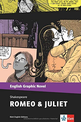 Romeo and Juliet: English Graphic Novel (Klett English Editions) (Juliet Novel Graphic Romeo)