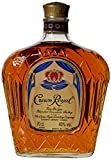 Crown Royal Blended Canadian Whiskey Bottle, 70 cl