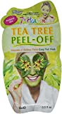 Montagne Jeunesse Tea tree peel-off face mask - mascarilla facial arbol de te peel-off 21 g