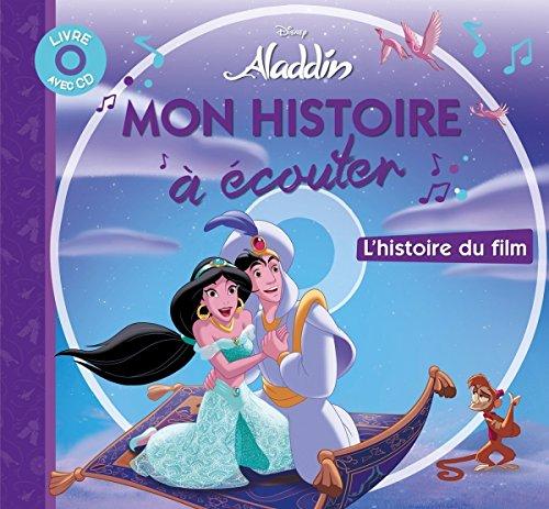 Aladdin, MON PETIT LIVRE CD