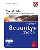 Comptia Security+ Sy0-501 Cert Guide (Certification Guide)