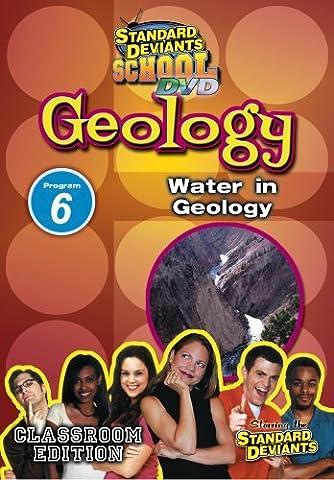 Standard Deviants School Geology Module 6: Water in Geology by Standard Deviants