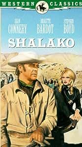 Shalako [VHS]