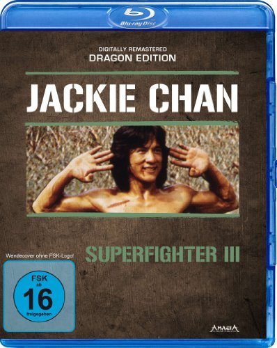 Jackie Chan - Superfighter 3 - Dragon Edition [Blu-ray] (Jackie Chan Project A)