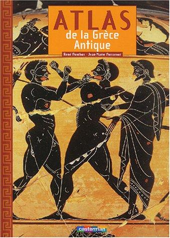 Atlas de la Grèce antique par René Ponthus