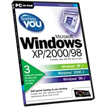 Teaching-you MS Windows XP, 2000 & 98
