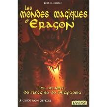 Les  mondes magiques d'Eragon (Ancien prix Editeur 15,90 Euros)