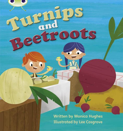 Turnips and Beetroot: