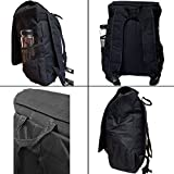 Personalised Tractor St753 Black Backpack School Rucksack Overnight Travel Gym P.E Laptop Bag ** Add a Name** Gift