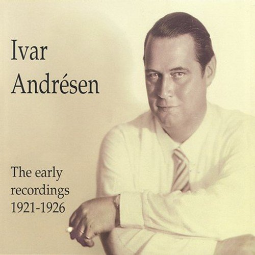 Wagner/Sinding/Mozart : Early Recordings 1921-26. Andresen.