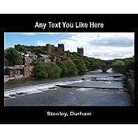 Inghilterra Regno Unito Stanley, Durham, uk-tovaglietta da tavolo