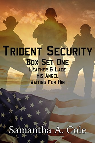Trident-serie (Trident Security Series - Box Set One: Leather & Lace; His Angel; Waiting For Him (English Edition))