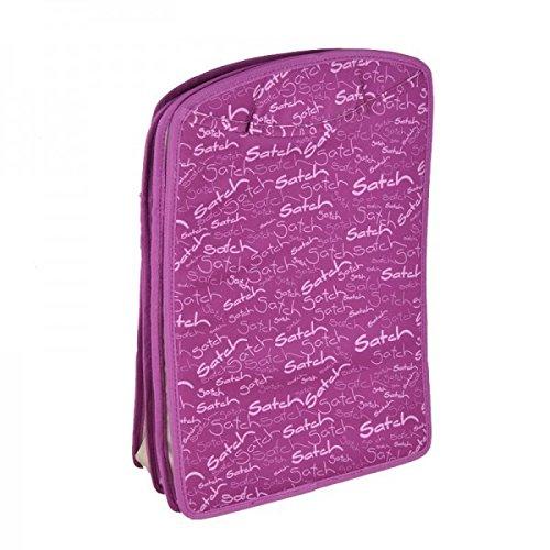 Preisvergleich Produktbild Satch Zubehör Heftbox TripleFlex lila 970 allover print lila