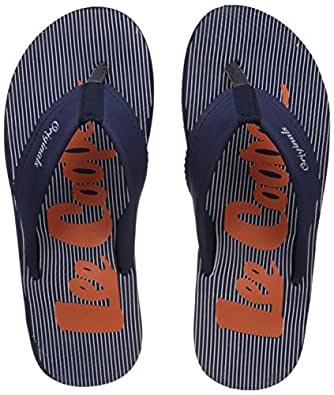 Lee Cooper Men's LC4575 Navy Flip-Flops and House Slippers - 10UK/India (44EU)
