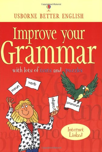 Improve Your Grammar (Usborne Better English)