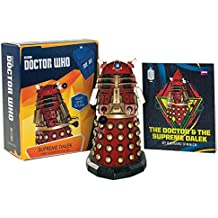 Doctor Who: Supreme Dalek and Illustrated Book: With Light and Sound (Miniature Editions)