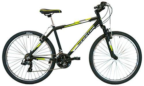 New Star 115EM003 - Bicicleta BTT aluminio TX30 para hombre
