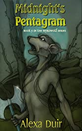 Midnight's Pentagram: Wyrdwolf book 5