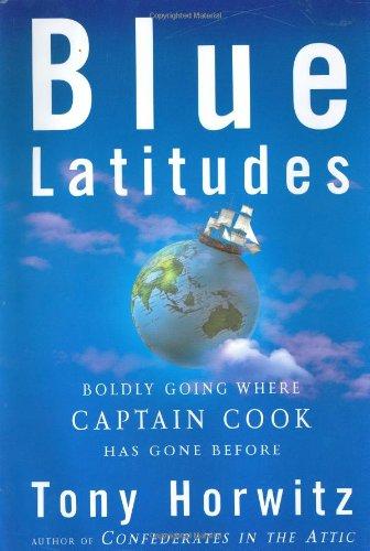 Book cover for Blue Latitudes