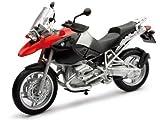 New Ray NY42763 MOTO BMW R 1200 GS 2006 1:12 Moto