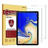 OMOTON Galaxy Tab S4 Protector de Pantalla, Crsital Templado, Anti-Huellas, Anti-despegamientos,...