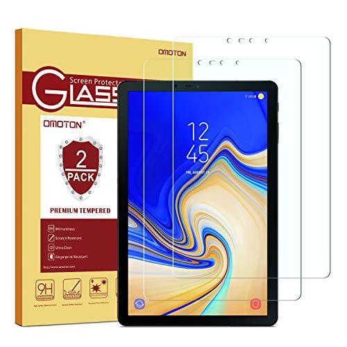 Mejor Protector de Pantalla para Samsung Galaxy Tab S4, OMOTON