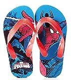 Biancheria&Casa Ciabatte Infradito Spiderman Bimbo in Gomma Marvel Uomo Ragno : Taglia - 25/26 EU