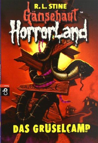 Gänsehaut HorrorLand - Das Gruselcamp
