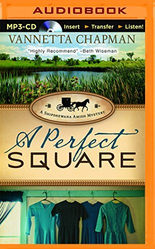 A Perfect Square (Shipshewana Amish Mysteries) by Vannetta Chapman (2016-05-31)