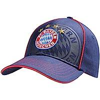 "FC Bayern München Baseballcap ""Fan"" navy Kappe Erw. 21766"