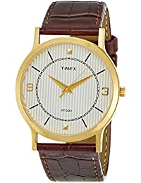 Timex Classics Analog Silver Dial Men's Watch - TI000R40400